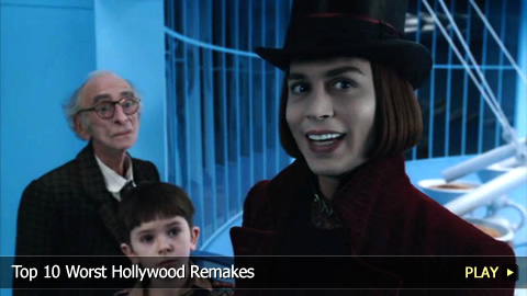 Top 10 Worst Hollywood Remakes
