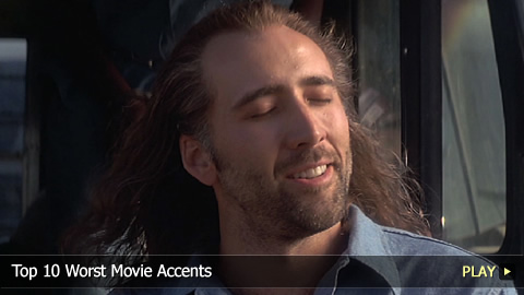 Top 10 Worst Movie Accents