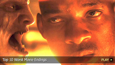 Top 10 Worst Movie Endings