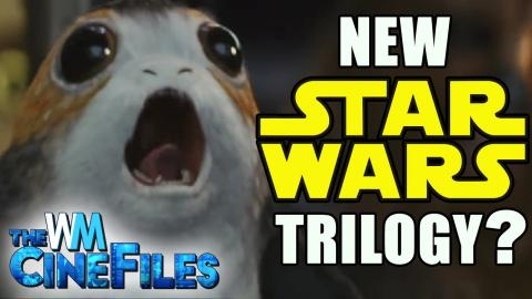 All-New STAR WARS Trilogy to be Created by Rian Johnson – The CineFiles Ep. 46