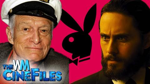 Jared Leto to Star as Hugh Hefner in New PLAYBOY Biopic – The CineFiles Ep. 41