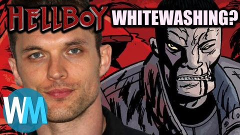 Deadpool's Ed Skrein LEAVES Hellboy Reboot Over Whitewashing Controversy – The CineFiles Ep. 36