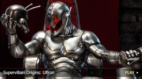 Supervillain Origins: Ultron
