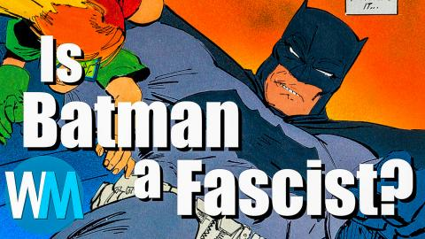 Is Frank Miller's Batman a Fascist?