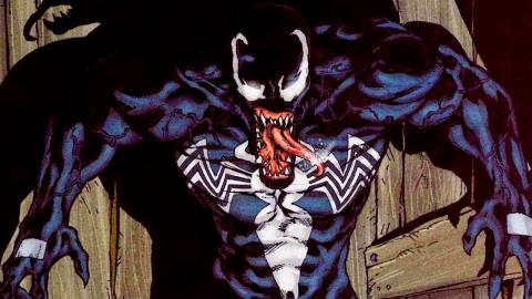 Supervillain Origins: Venom
