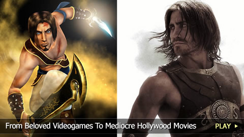 From Beloved Videogames To Mediocre Hollywood Movies