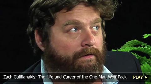 Zach Galifianakis: The Life and Career of the One-Man Wolf Pack