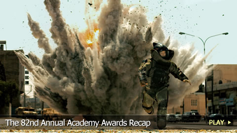 The 82nd Annual Academy Awards Recap