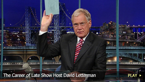 The Career of Late Show Host David Letterman