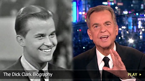 Dick Clark Biography: From 'American Bandstand' to 'Rockin' Eve'