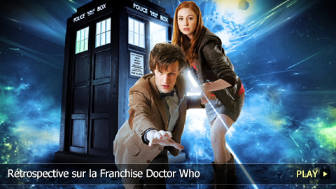 Rétrospective sur la Franchise Doctor Who