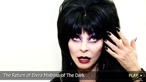 The Return of Elvira Mistress of The Dark