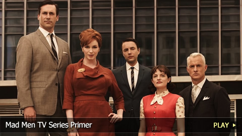 Mad Men TV Series Primer