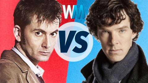 Sherlock Holmes vs Doctor Who: Who's More Iconic!?