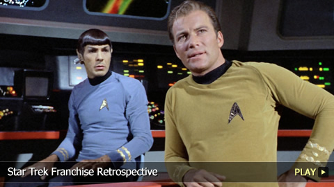 Star Trek Franchise Retrospective