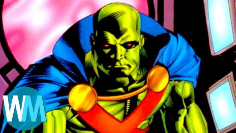 Top 10 Alien Races In Comics