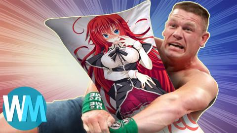 Top 10 Anime for Wrestling Fans