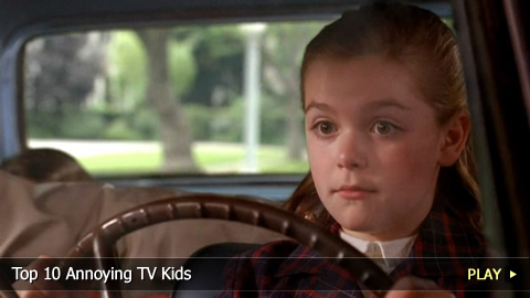 Top 10 Annoying TV Kids