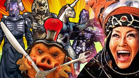 Top 10 Best Power Rangers Monsters