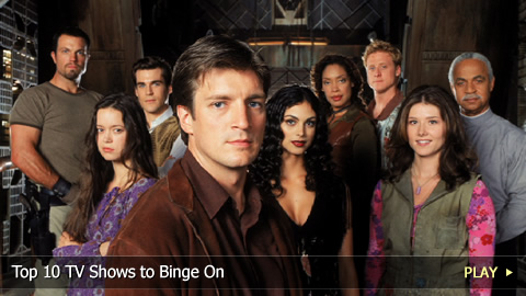 Top 10 TV Shows to Binge On