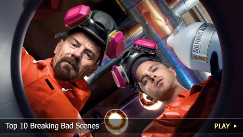 Top 10 Best Breaking Bad Scenes