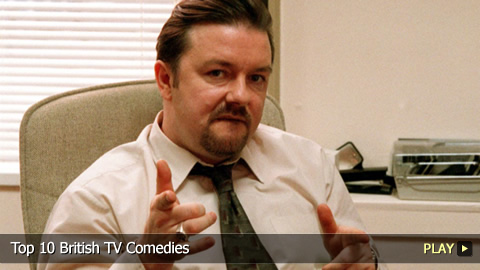 Top 10 British TV Comedies