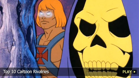 Top 10 Greatest Cartoon Rivalries