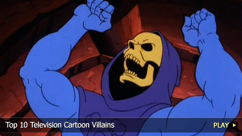 Top 10 Television Cartoon Villains