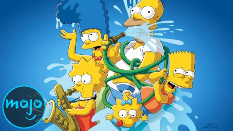 Top 10 Dysfunctional TV Cartoon Families