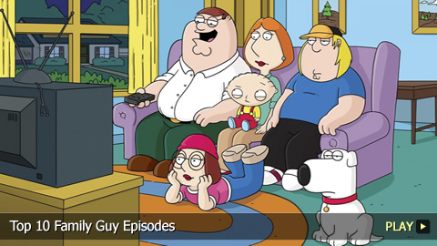 Top 10 Family Guy Episodes