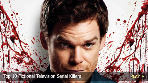 Top 10 Fictional Television Serial Killers
