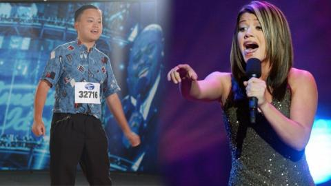 Top 10 Hilarious and Best American Idol Moments