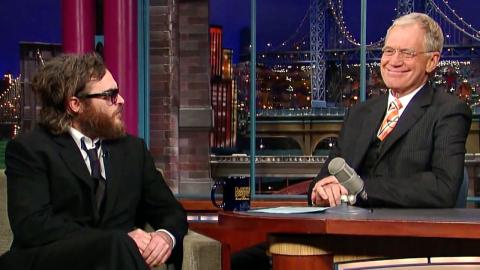 Top 10 David Letterman TV Moments