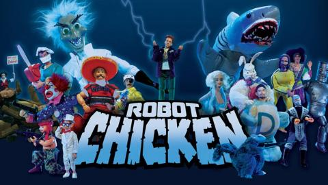 Top 10 Original Robot Chicken Characters