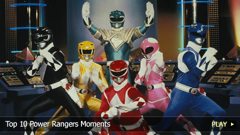 Top 10 Power Rangers Moments