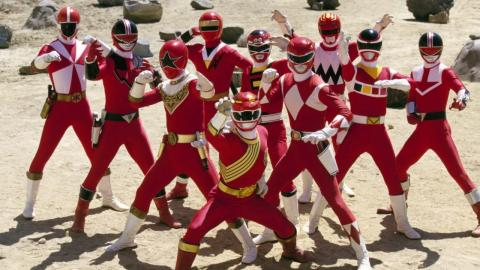 Top 10 Power Rangers Outfits