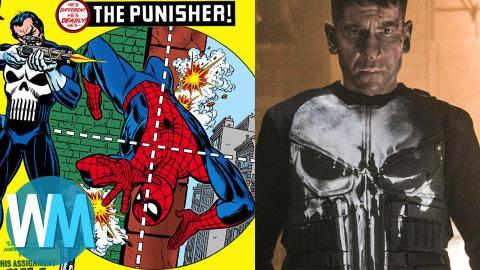 Top 10 Punisher Season 1 Easter Eggs You've Missed