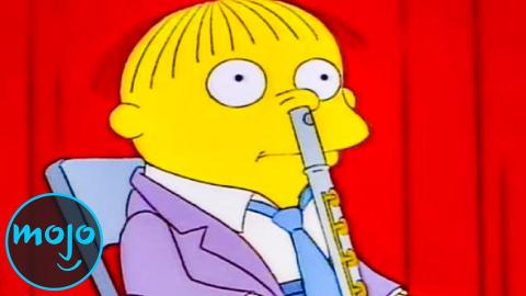 Top 10 Funniest Ralph Wiggum Moments