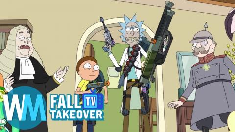 Top 10 Rick and Morty Episodes