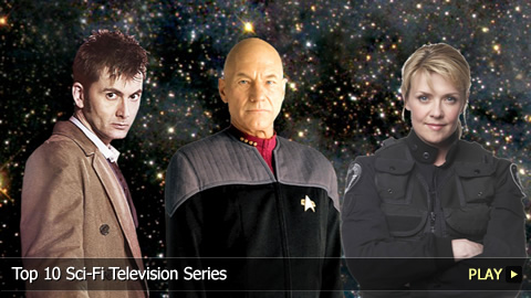 Top 10 Sci-Fi Television Series