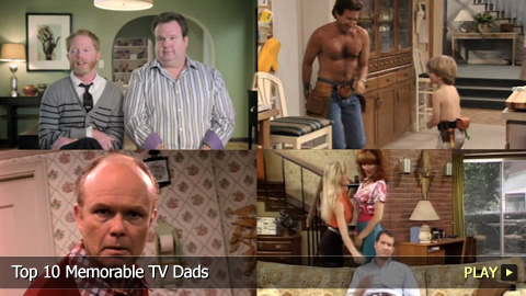 Top 10 Memorable TV Dads