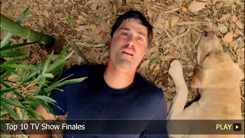 Top 10 TV Show Finales