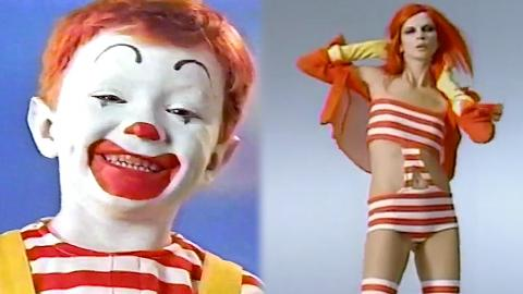Top 10 Weirdest McDonald's Commercials