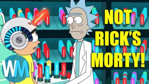 Top 3 Things You Missed in Season 3 Episode 8 of Rick and Morty