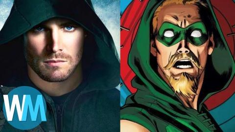 top 10 coolest green arrow facts watchmojo com