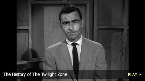 The History of The Twilight Zone