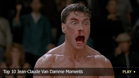 Top 10 Jean-Claude Van Damme Moments