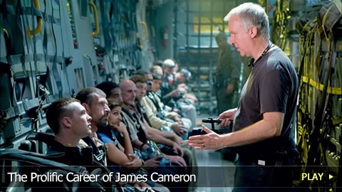 Biography: Titanic and Avatar Director James Cameron