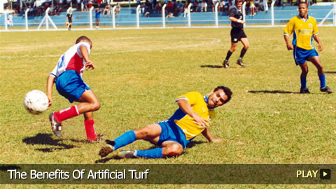 The Benefits Of Artificial Turf