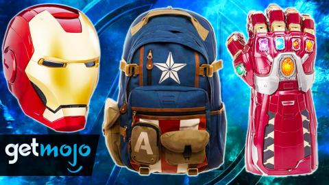 Top 10 Best Gifts For Marvel Lovers
